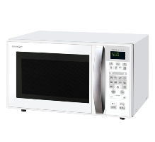 Top of the line microwave oven